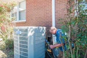 HVAC repair service wilmington nc