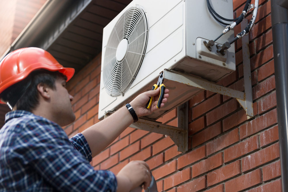 air conditioning expert wilmington nc